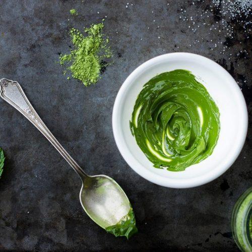 cách chăm sóc làn da khô bằng bột lá neem