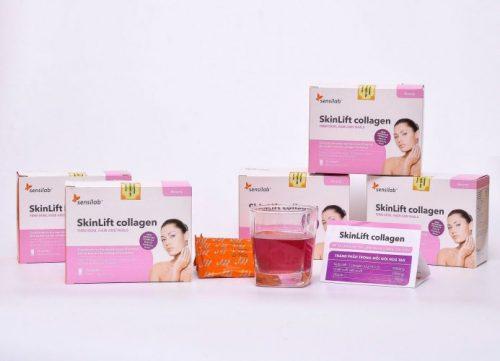Bổ sung collagen chống lão hóa da hiệu quả