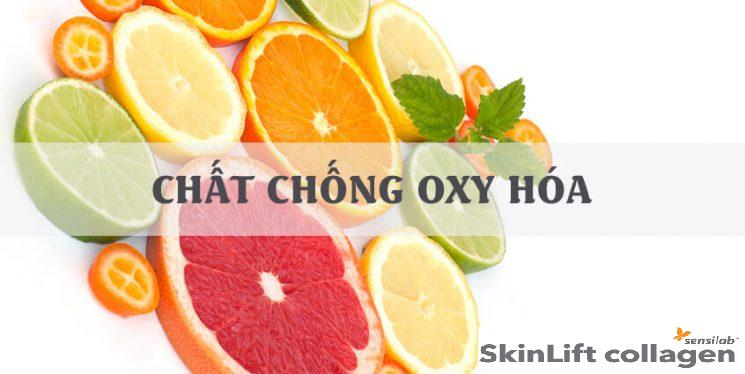 Chất chống oxy hóa- skinLift collagen