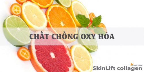 Chất chống oxy hóa- skinLift collagen