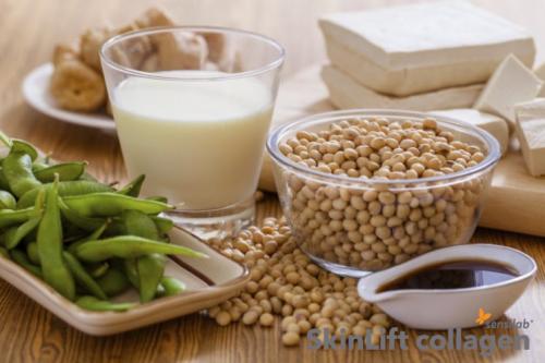 Thực phẩm giàu collagen giúp chống lão hóa da -skinLift collagen