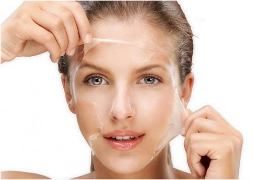 Tẩy da chết đúng cách giúp chống lão hóa - SkinLift collagen