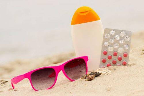 Dùng kem chống nắng đúng cách - SkinLift Collagen