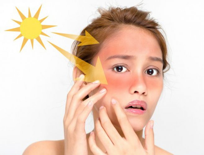 Bôi kem chống nắng mỗi ngày giúp làn da trẻ hóa hơn - SkinLift Collagen