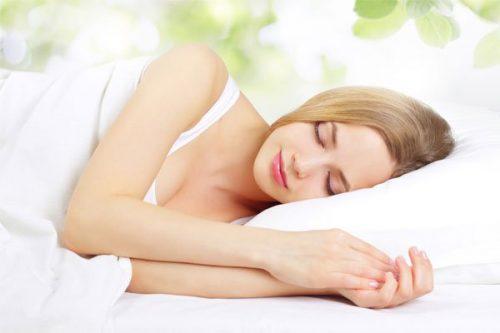 Ngủ đủ giấc đẹp da - skinLift collagen