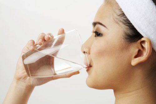 Uống đủ nước -SkinLift collagen