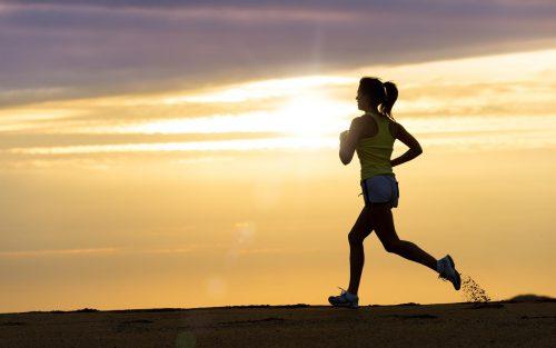 Tập thể dục làm chậm quá trình lão hóa da - SkinLift Collagen