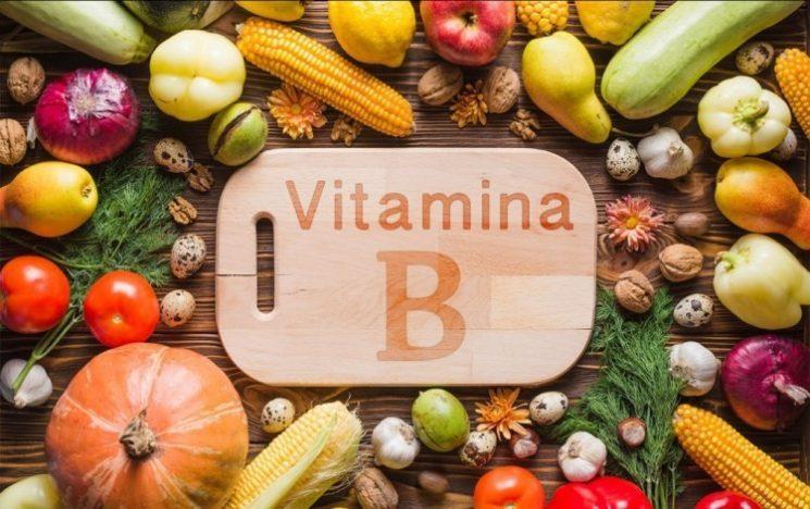 Vitamin B cân bằng hormone giúp chống lão hóa da -skinLift collagen