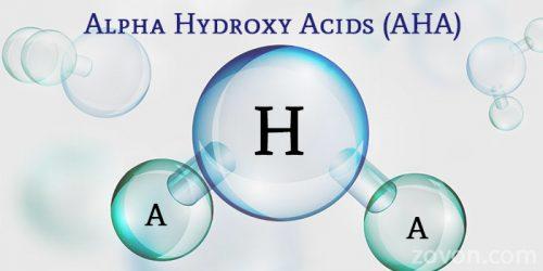 Sử dụng AHA để điều trị mụn