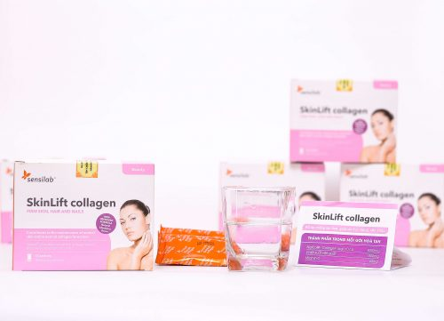 Có ai uống collagen bị nổi mụn không?
