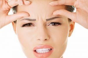 Nếp nhăn giữa hai lông mày- Nguyên nhân hình thành và cách xóa mờ