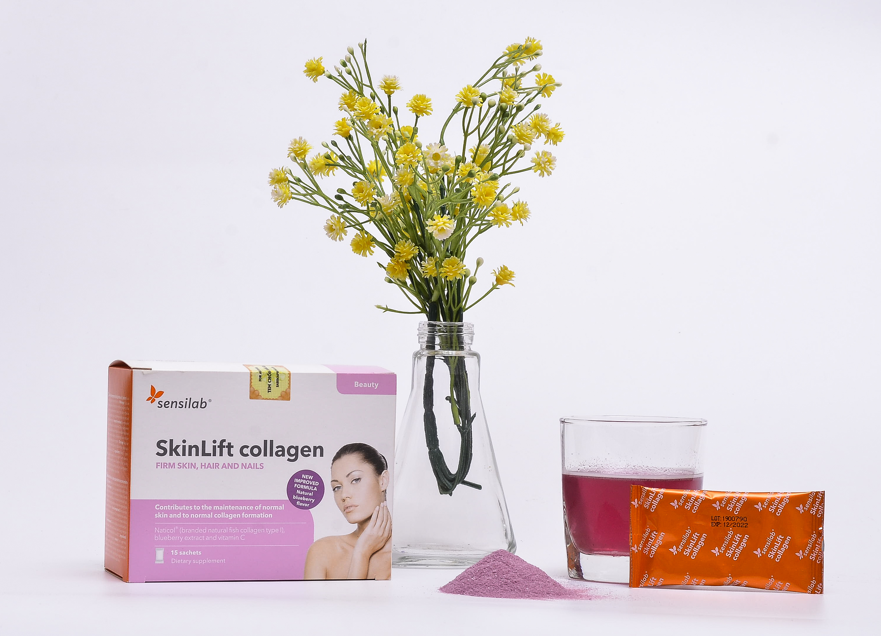 Các loại nước uống bổ sung collagen được yêu thích hiện nay