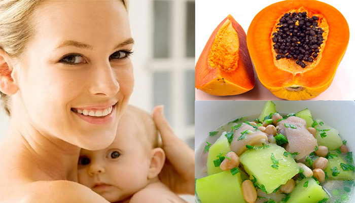 Phụ nữ sau sinh nên ăn gì đẹp da mà không gây tăng cân