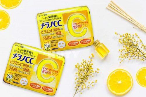 Điểm mặt những loại mặt nạ trị nám tàn nhang của Nhật hiệu quả