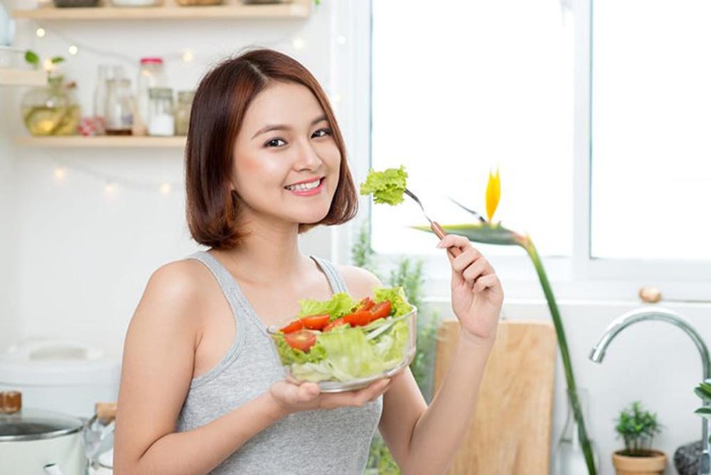 Tuyệt chiêu giúp ngăn ngừa mụn khi tới tháng giúp da mịn màng