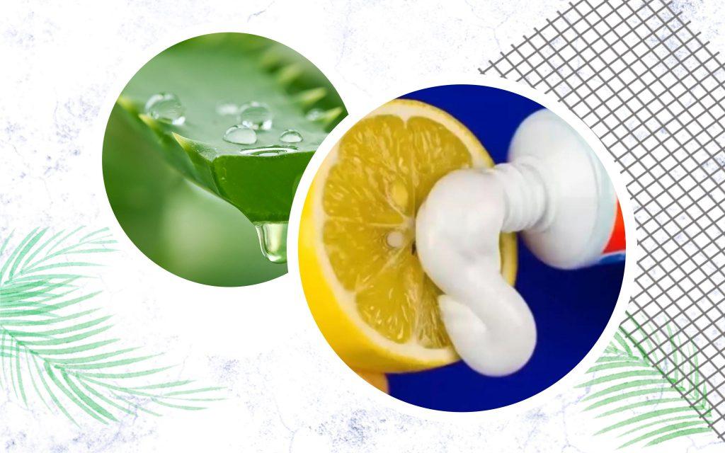 Cách trị nám da bằng kem đánh răng có hiệu quả?