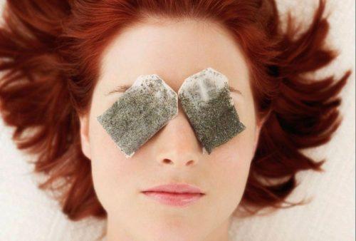 Mẹo đắp mặt nạ bằng trà túi lọc cho mẹ sau sinh chăm da hiệu quả