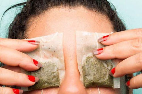 Rửa mặt bằng nước trà túi lọc mang lại công dụng gì với làn da?
